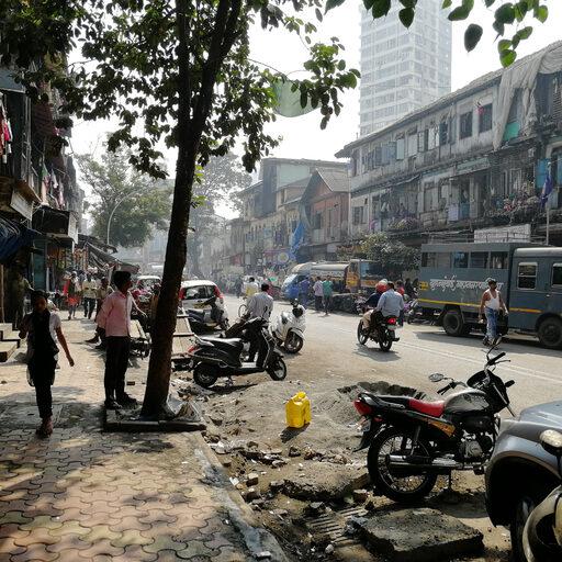 Две недели в Индии. Часть 5. Мумбаи и снова Дели.