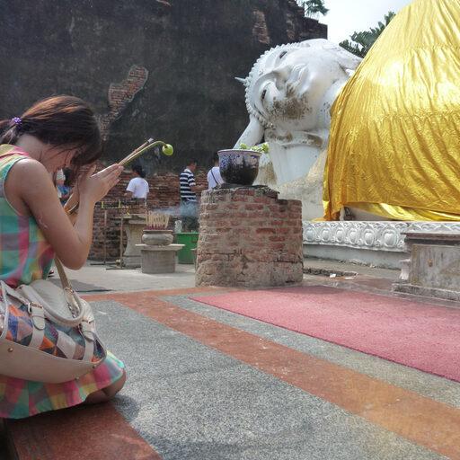 Аютайя — древняя столица Таиланда