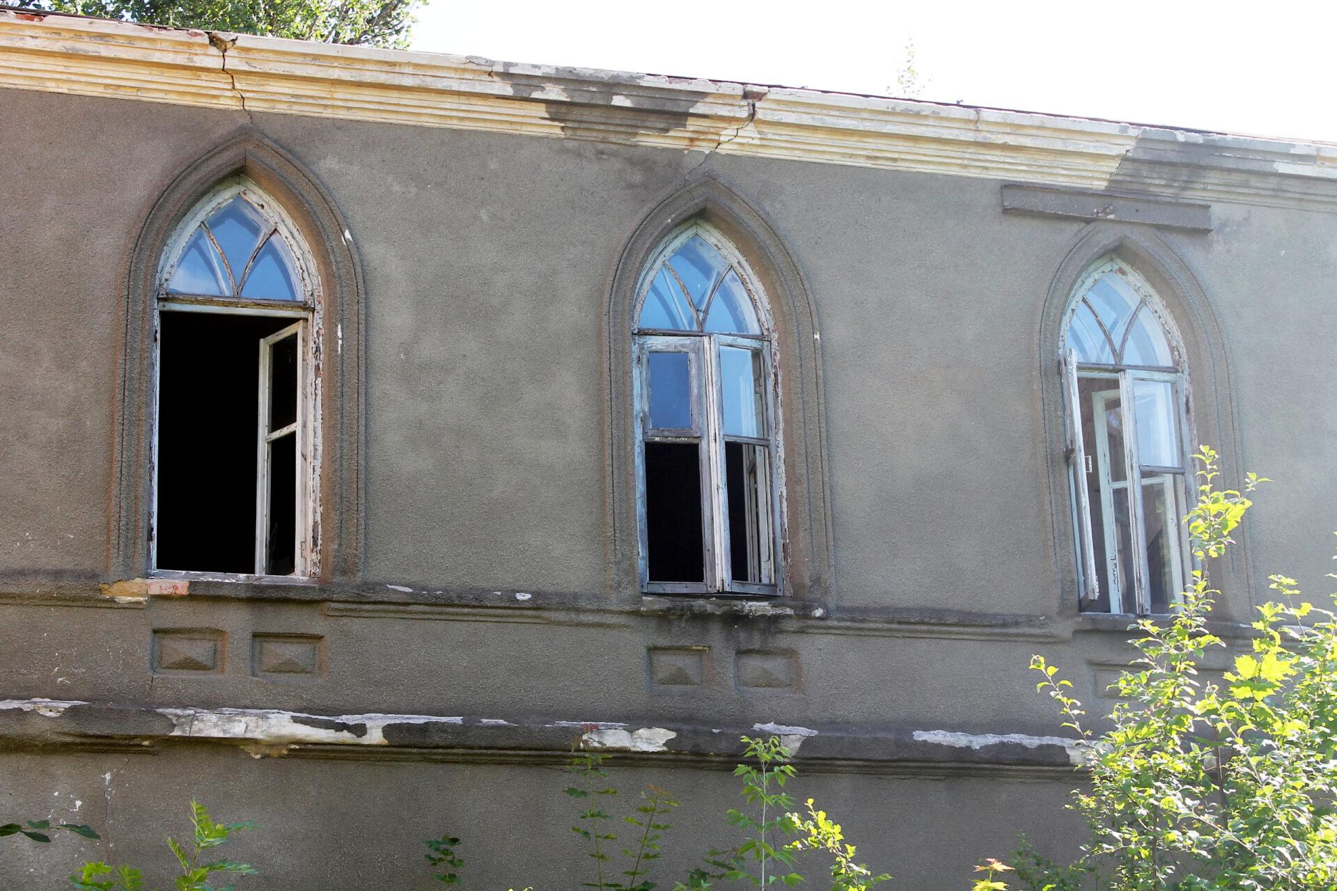 Усадьба Святополк— Мирских (Харьковская область, Люботин)