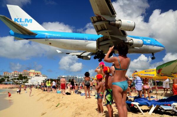 Самый экстремальный пляж мира