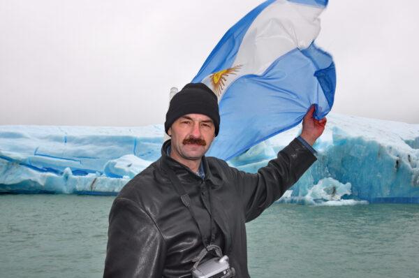 Ледники аргентинской Патагонии