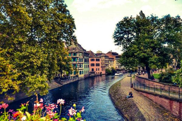 Страсбург заодин день