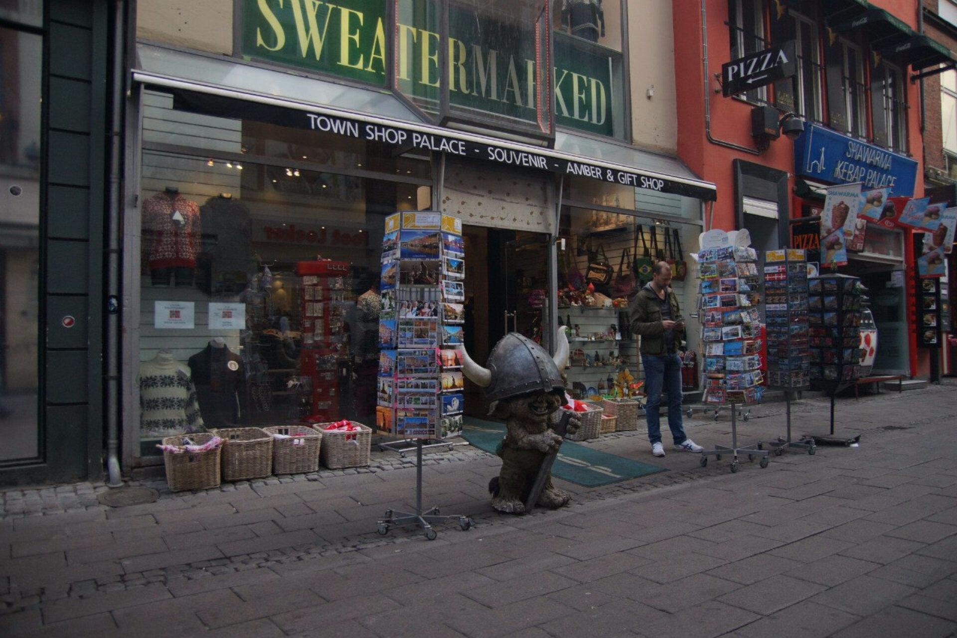 Дания. Копенгаген. Дорого