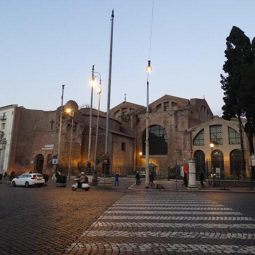 Поговорим о Риме — дивный град! (О. Мандельштам)