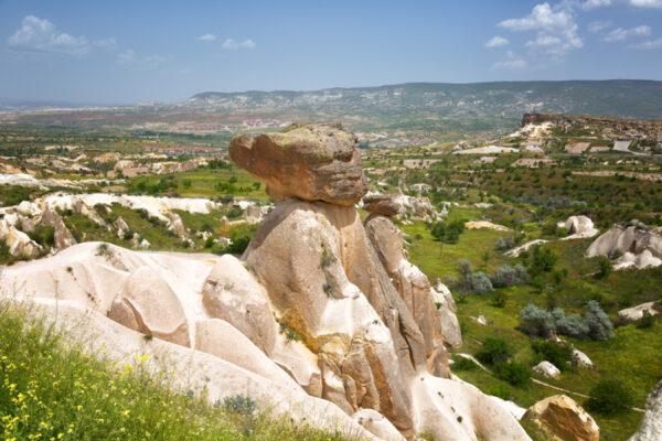 Каппадокия— страна воздушных шаров исказочных камней