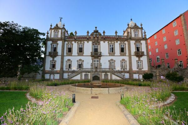 Отзыв оботеле Pousada doPorto, Palacio doFreixo Hotel, или как мыобманулись влучших ожиданиях…