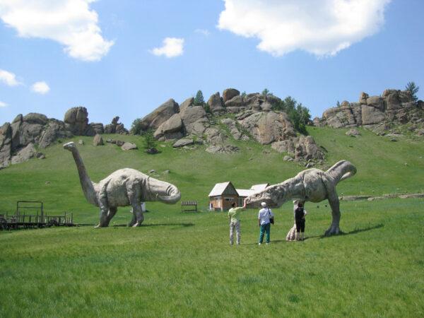 Страна добродушных кочевников. Часть 2: Природный парк Тэрэлж
