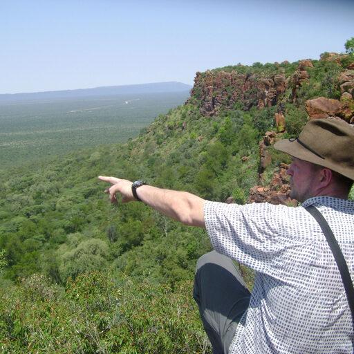 Путешествие по южной Африке. Намибия