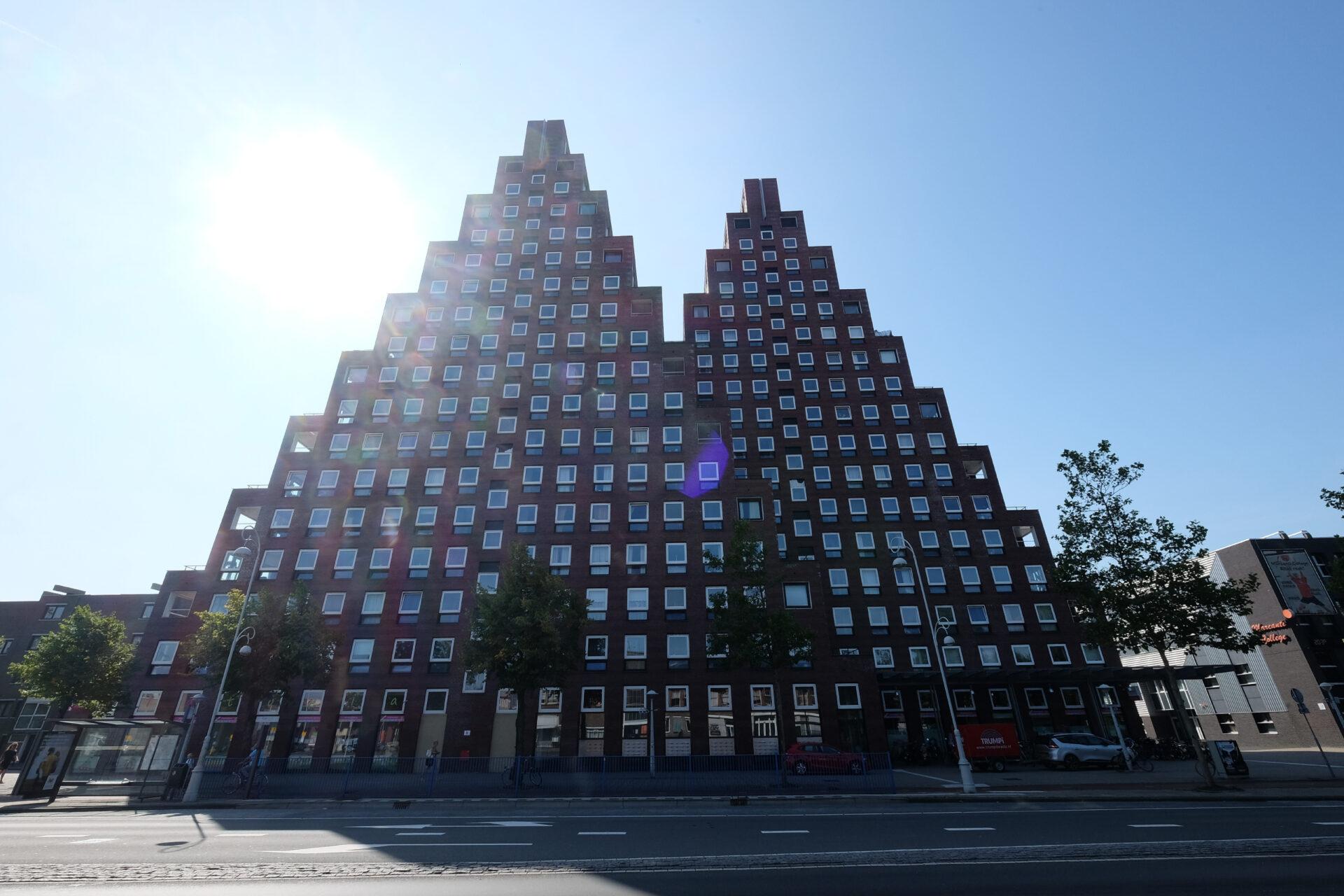 Амстердам— спонтанная поездка.