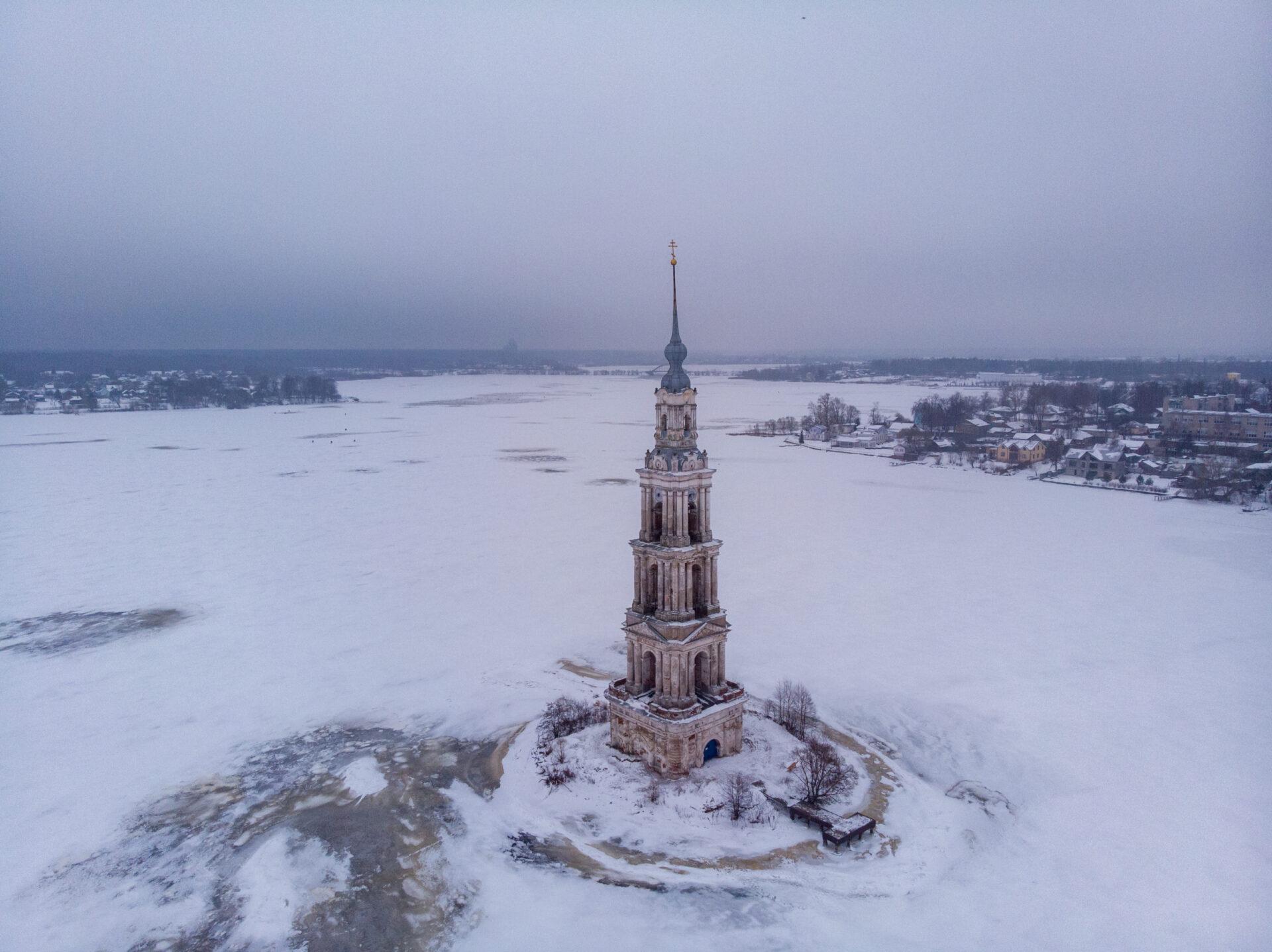 Заброшенные церкви ихрамы Тверской области