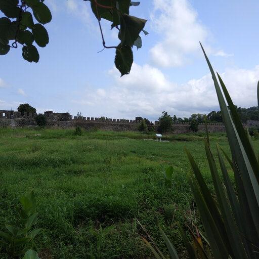 Крепость Гонио… Первый век… Аджария…