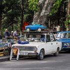 Блошиный рынок вТбилиси