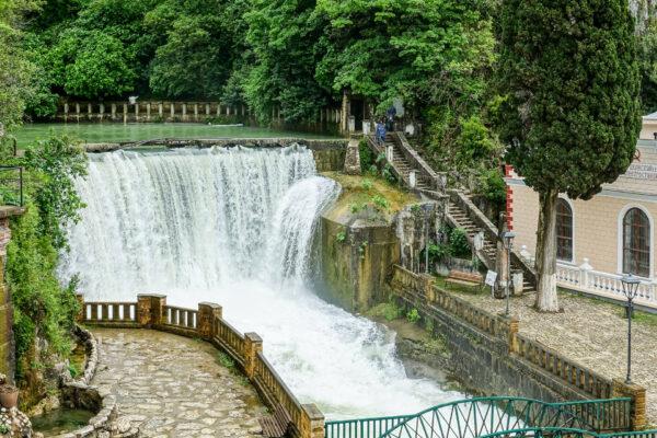 Абхазия. Новый Афон имонастырь, часть 2