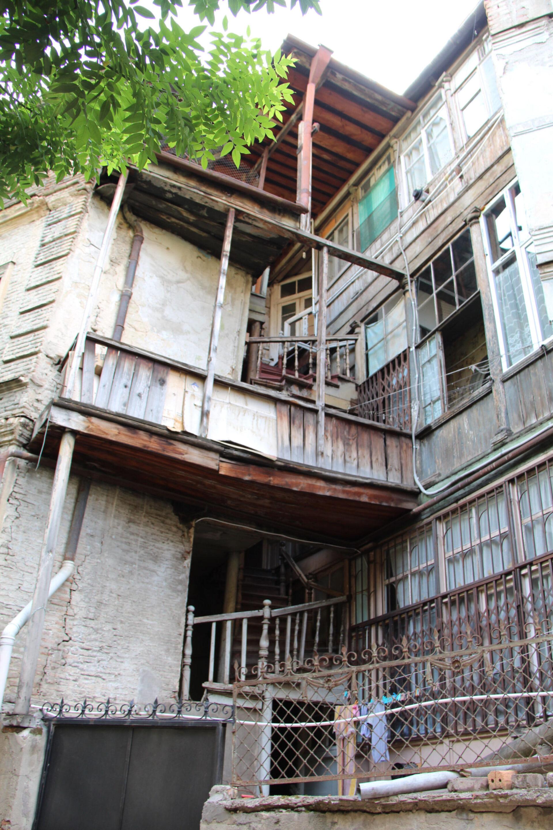Тбилиси иМцхета.