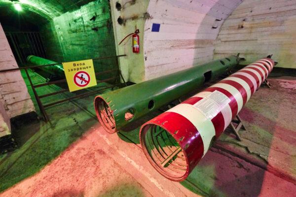 Подземный комплекс Балаклавы. Часть 1. Секретный Объект 825 ГТС