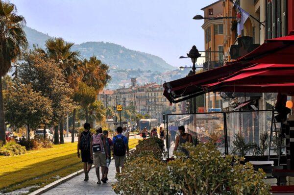 Ницца: Лазурный берег Франции