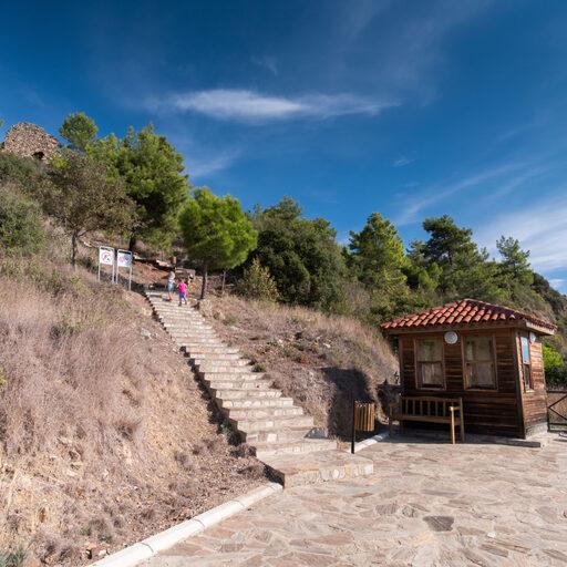 Syedra — античный город