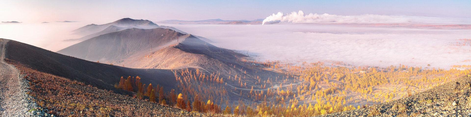 Туманный Карабаш