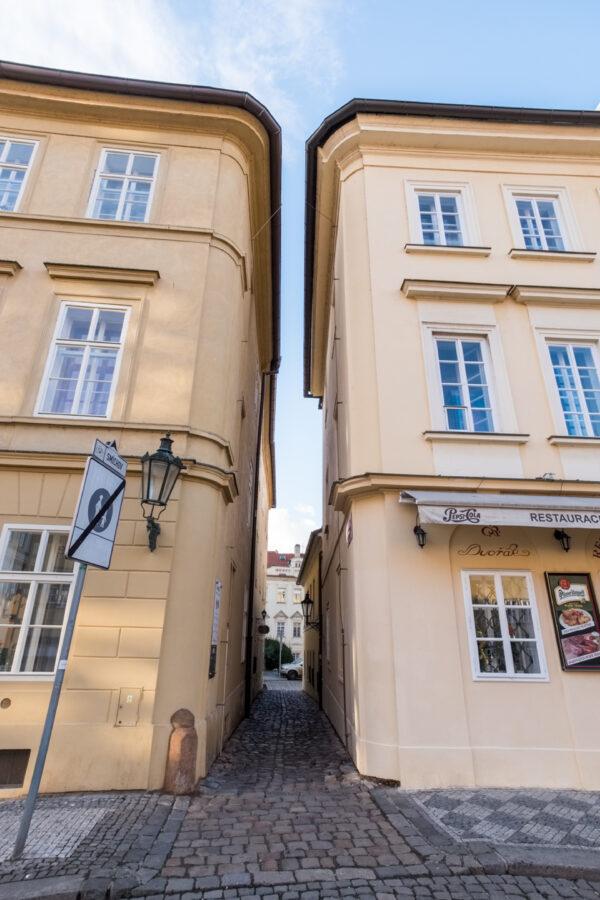 Красавица Прага