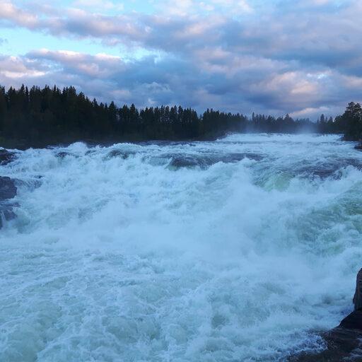 Лофотенские острова — часть 2 — дорога домой. Швеция.
