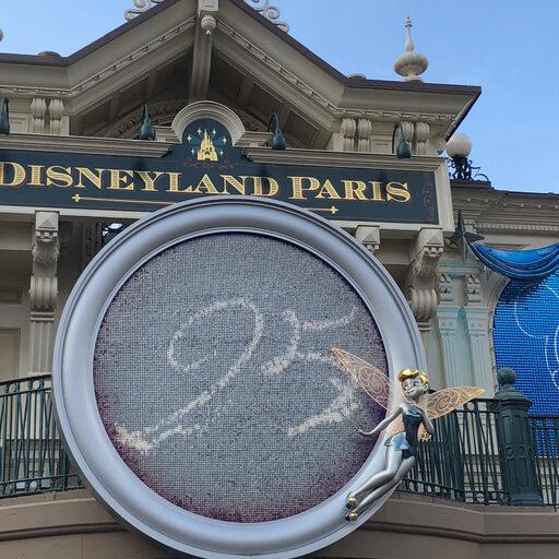 Disneyland Paris / Диснейленд Париж (лето 2018)