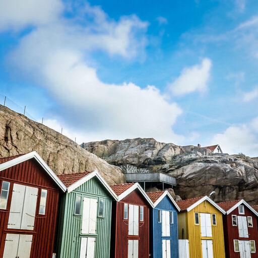 Шведский курорт для одного!