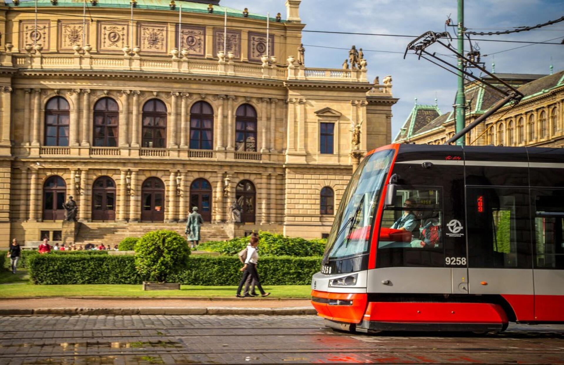 Прага глазами новичка