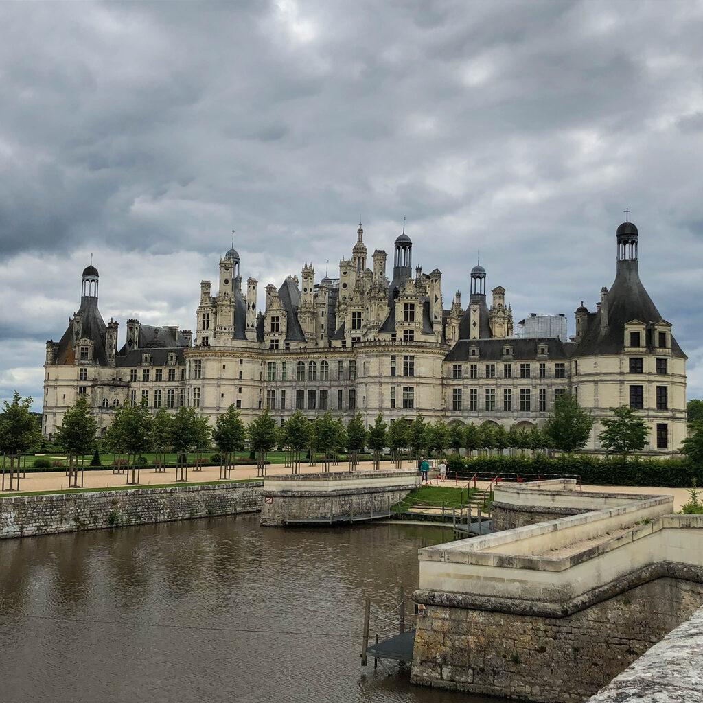 Увидеть Ле-Ман и умереть… Часть 2: Замки Луары