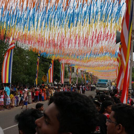 Full Moon Poya Day в городе Тринкомали