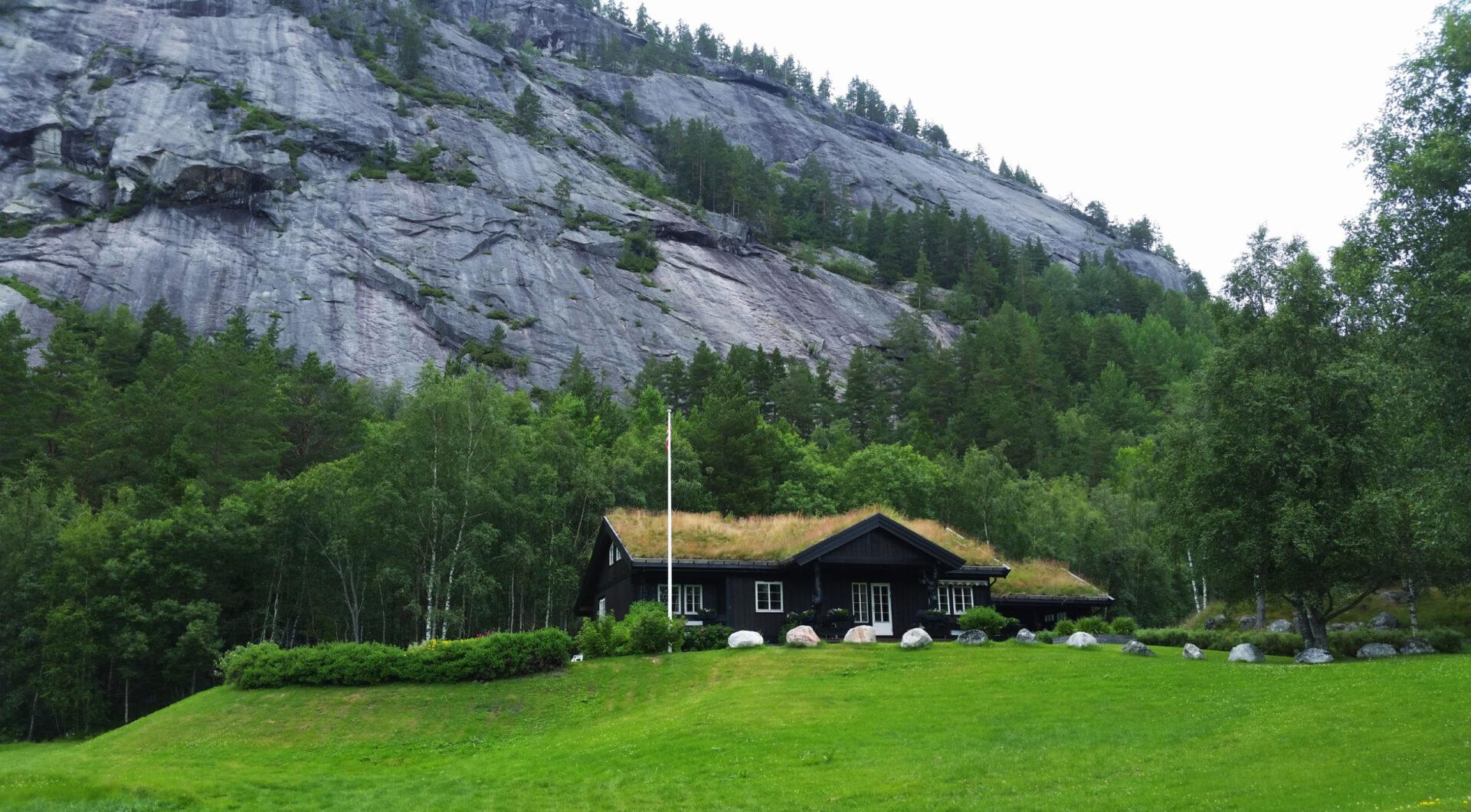 Евротур 2. Часть 4. Норвегия. Чьераг (Кьераг)