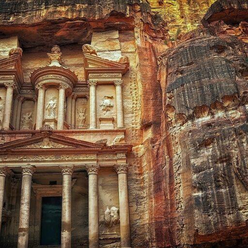 Петра — столица Набатейского царства