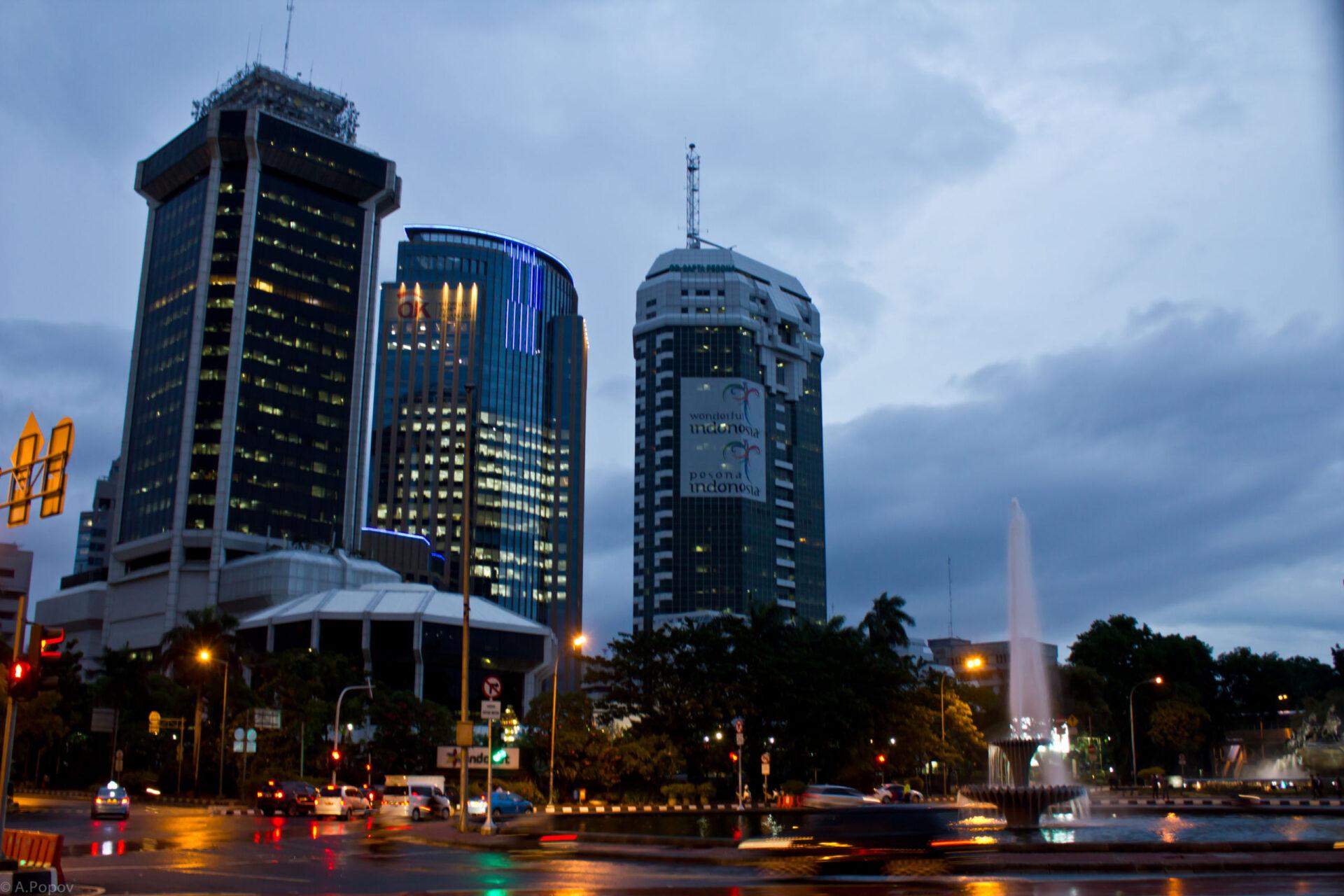 Уютная Азия (Малайзия+Индонезия)