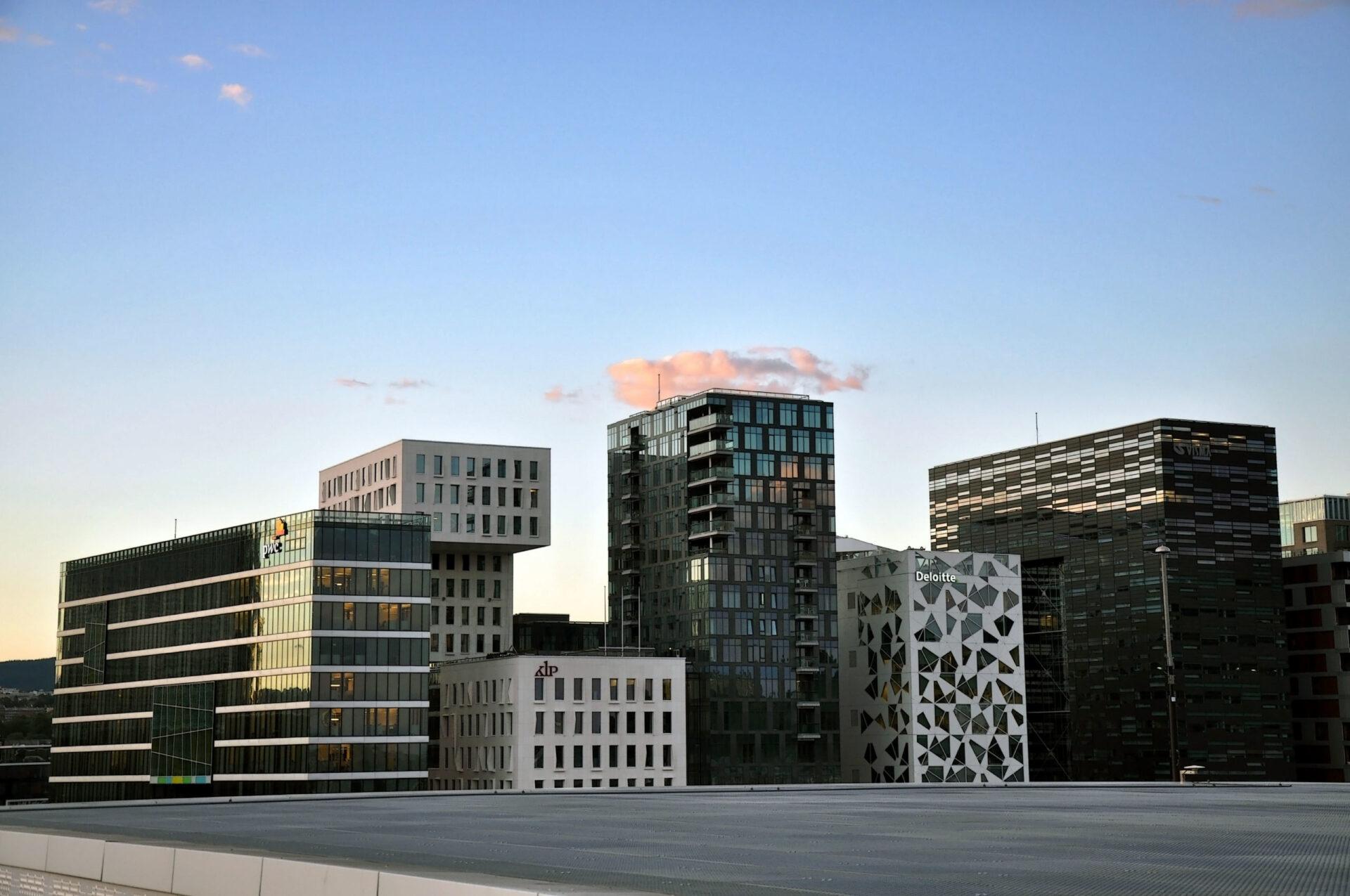 Норвегия: Осло