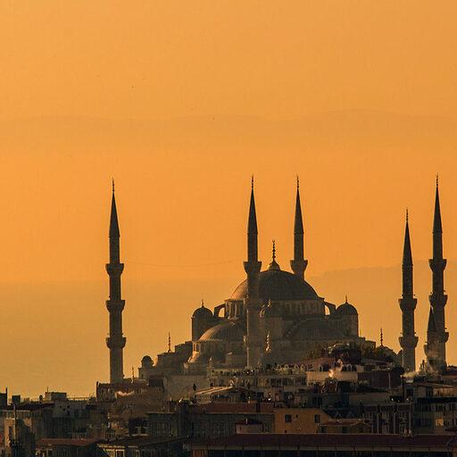 Стамбульские зарисовки