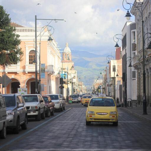 Риобамба и Куэнка. Эквадор