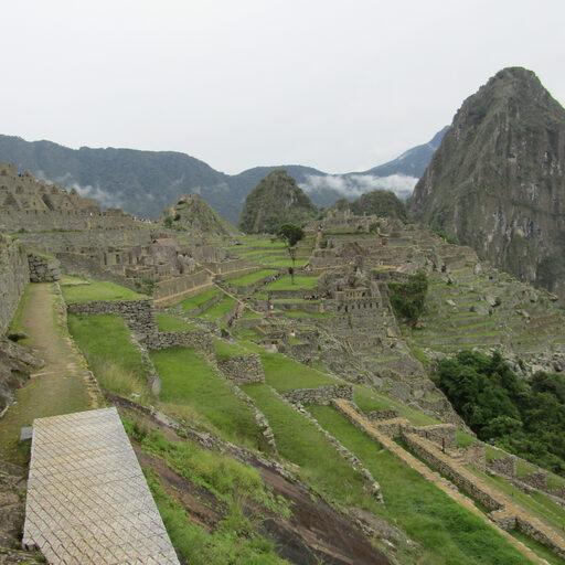 Мачу-Пикчу.Перу.