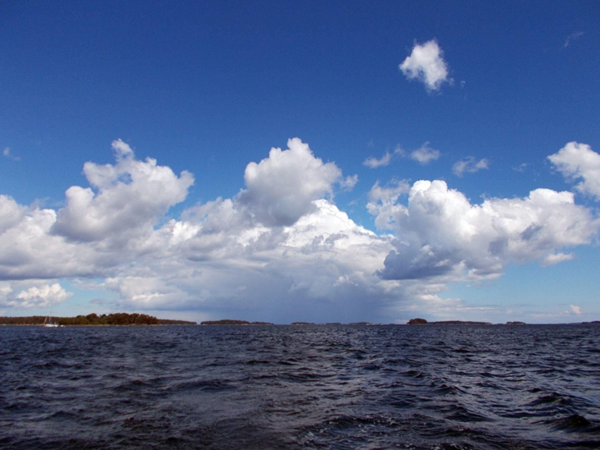 Балтика под парусом