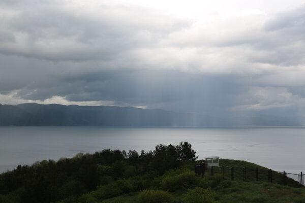 Озеро Севан иНоратуз.