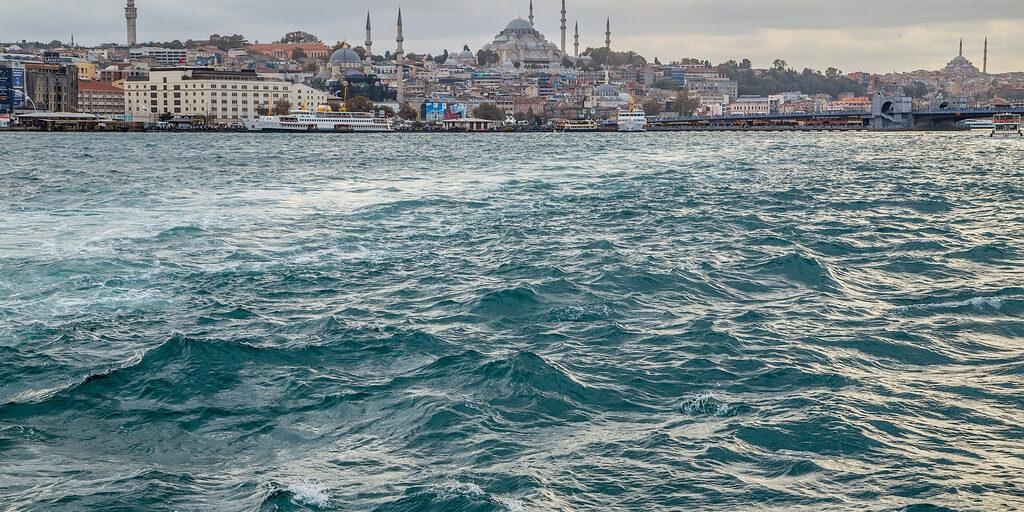 Стамбул — перкрасный город!