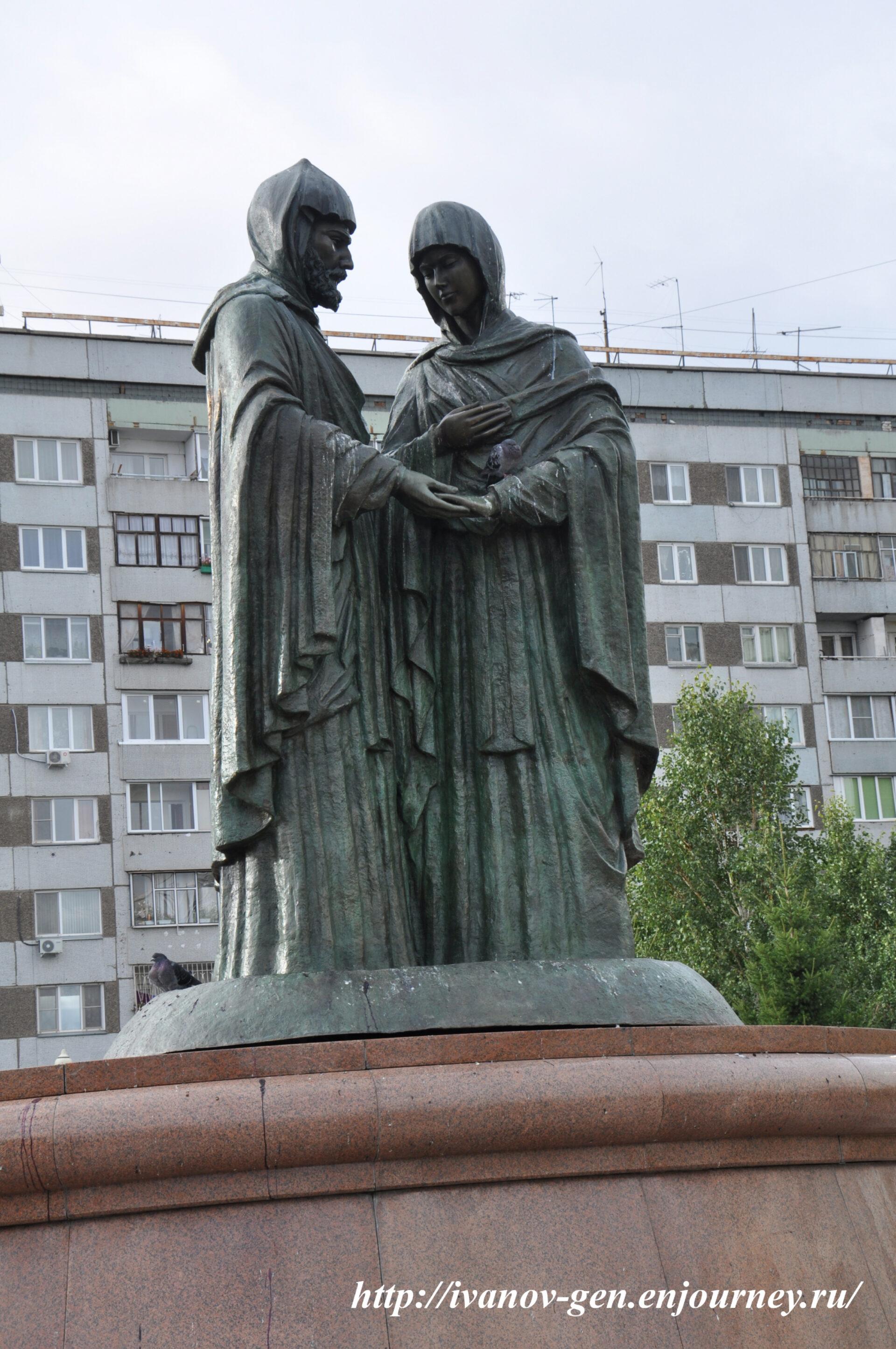 Красноярск глазами москвича или арт-объекты Красноярска