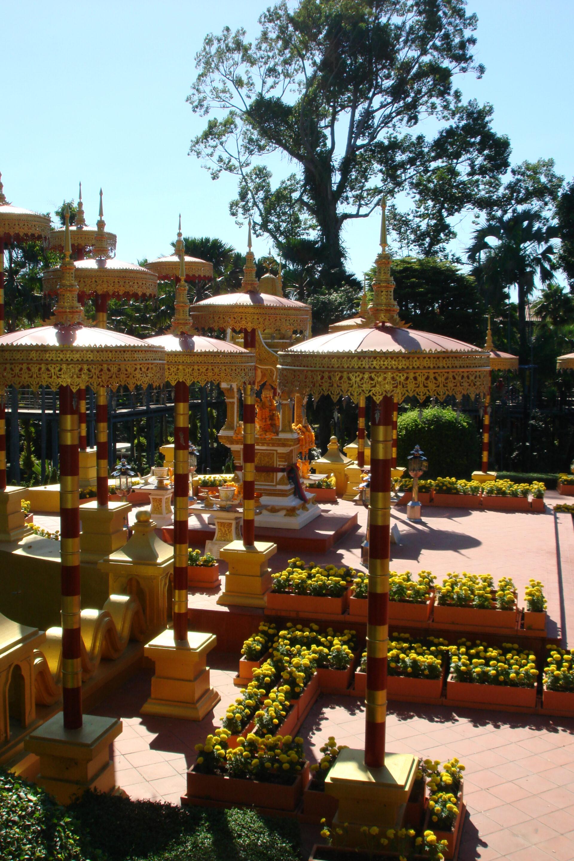 Экзотический Тайланд: парк Нонг Нуч