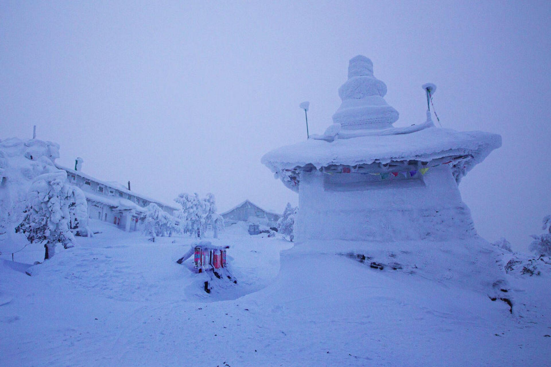 Шад Тчуп Линг, Буддийский монастырь наУрале