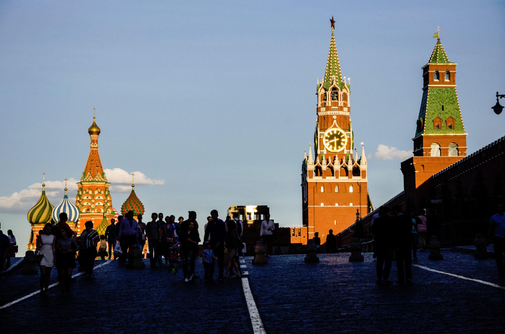 Москва. июнь 2017
