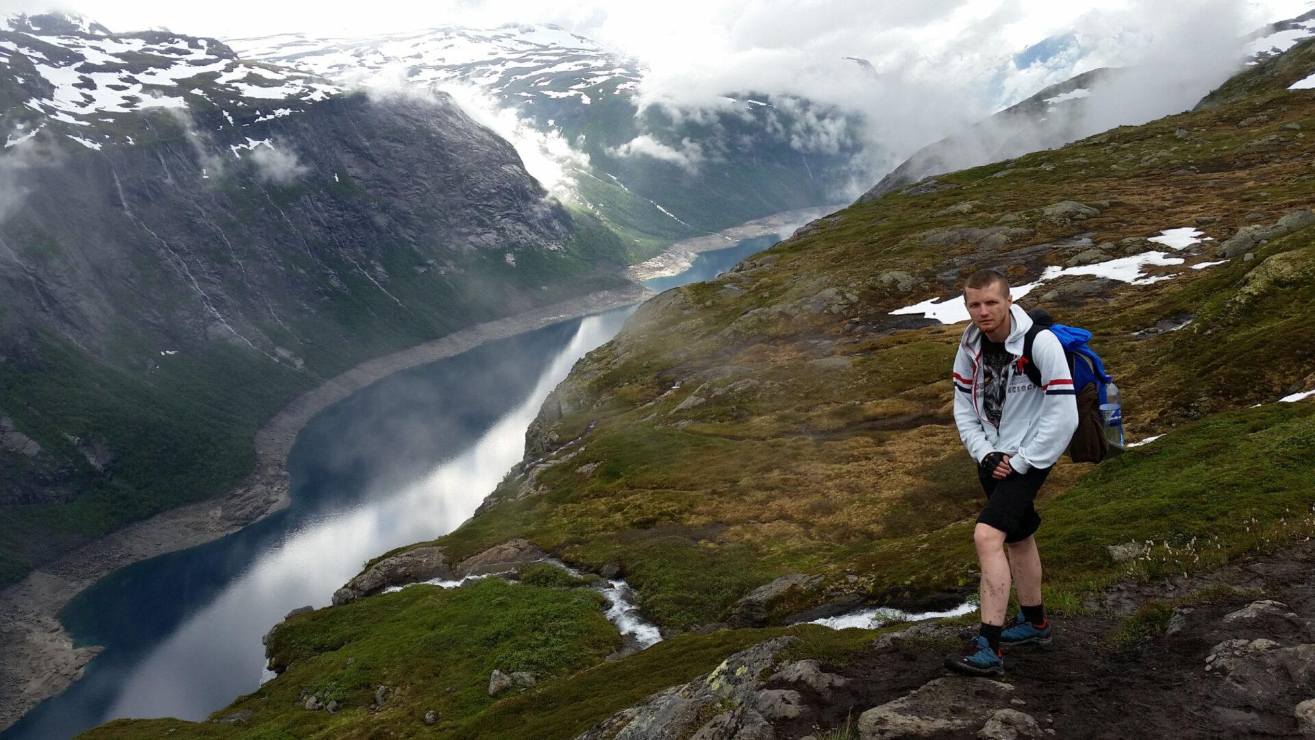 Евротур 2. Часть 3. Язык тролля. Норвегия.