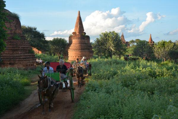 Мьянма-Бирма. Баган