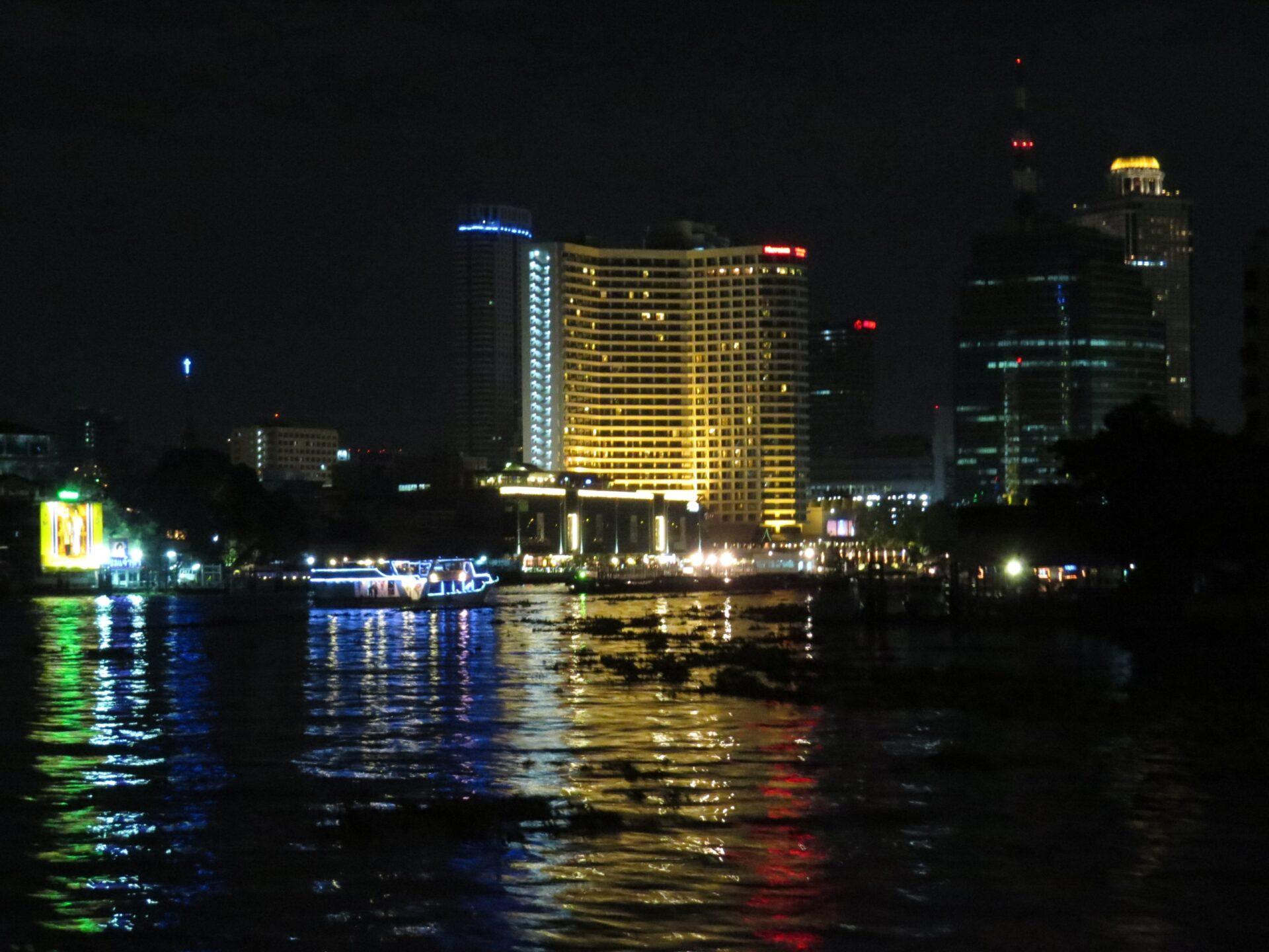 Бангкок ночью, Байоки скай