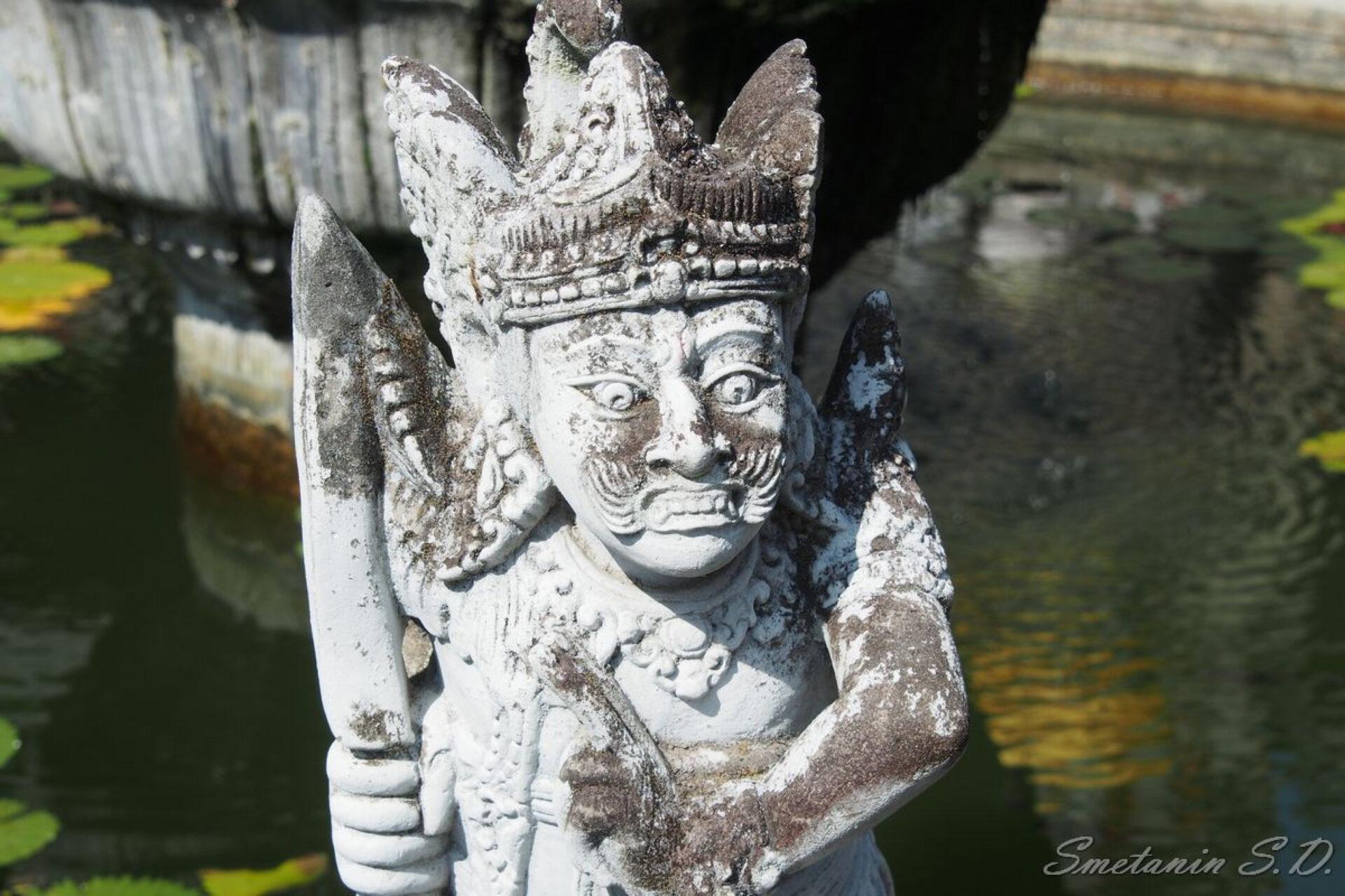 Бали. Скульптура.