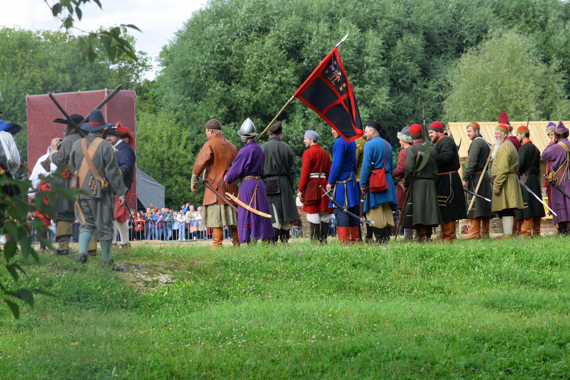 Пограничная битва вКоломенском