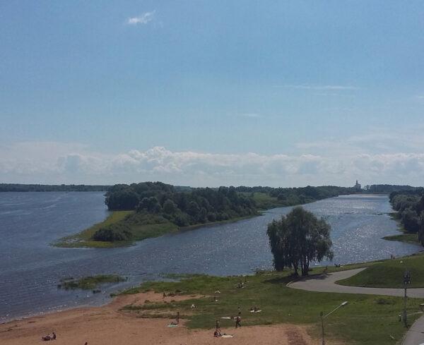 Красоты Северо-Запада. Великий Новгород.