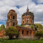 Нарышкинское барокко вселе Руднево
